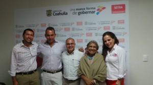 Licenciada Felícitas Margarita Molina Duque, Secretaria del Trabajo del Gobierno del Estado de Coahuila de Zaragoza
