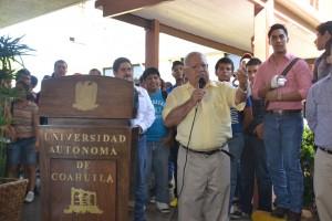 Un emotivo mensaje es dirigido por Don Antonio Gutiérrez