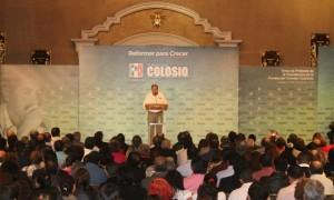 Toma de Protesta Fundación Colosio Coah (4)