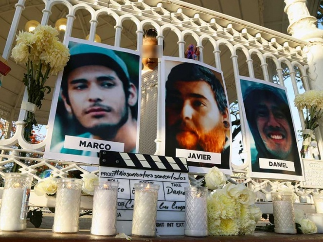 Capturan a otro presunto homicida de los estudiantes de cine: Navarrete Prida