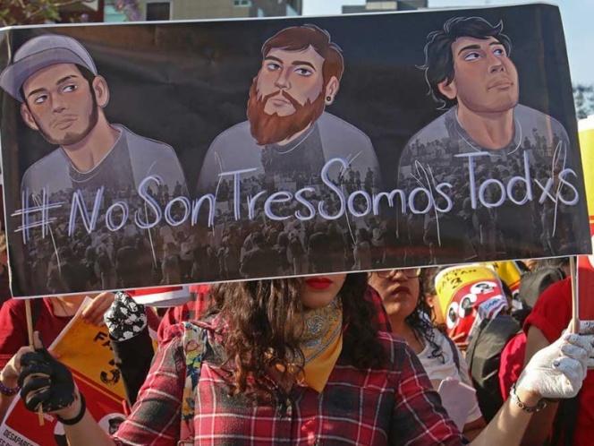 Detienen a otro sospechoso por caso de estudiantes de Jalisco