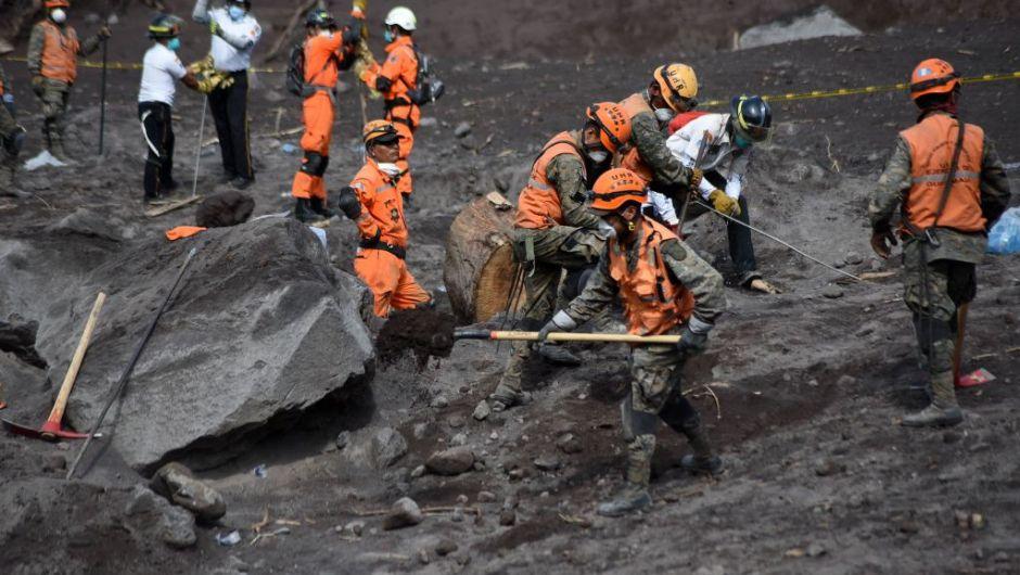 URGENTE: Volcán de Fuego se activa de nuevo, evacuan la zona cero