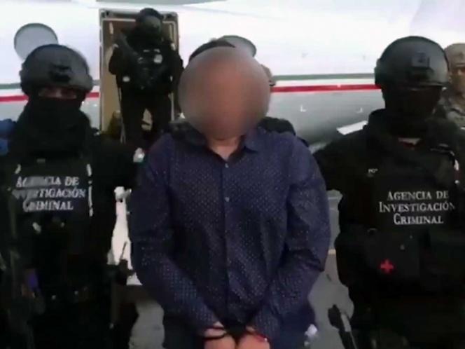 Cae presunto criminal involucrado en la desaparición de tres italianos