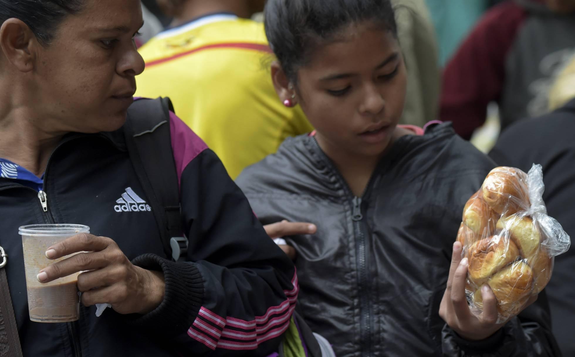 En el mundo, 821 millones de personas viven con hambre