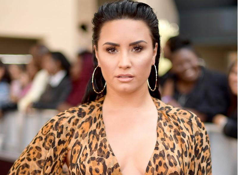 La foto de Demi Lovato tras sobredosis