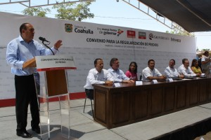 Convenio Rubén Moreira