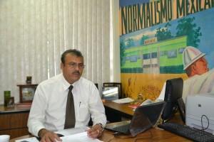 Profesor Fernando Mondragón Aguilar
