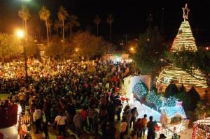 lanza1 foto archivo villa navideña 2012