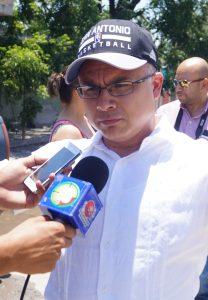 Alcalde César Gutiérrez