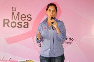 El viernes 19 de octubre la avenida madero se pintara de rosa, en claro apoya a la lucha contra el cáncer de mama