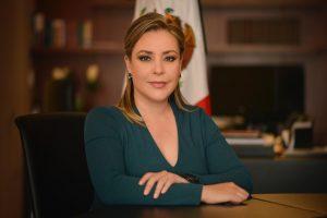 Senadora Verónica Martínez