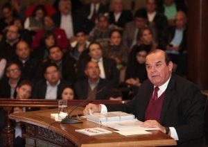 Comparece Jaime Guerra ante diputados locales y destaca que el Estado registra el primer lugar nacional en IED per capita