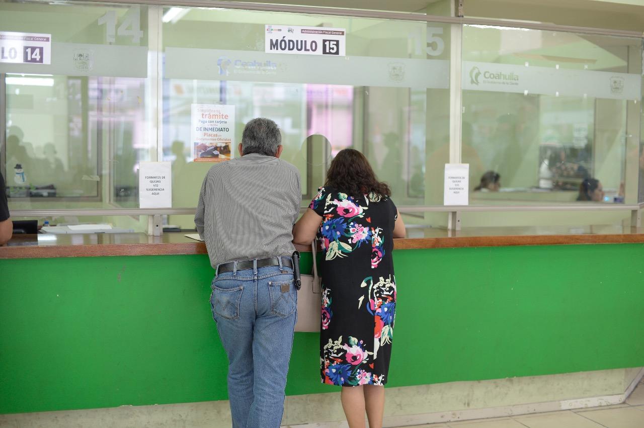 Administración Fiscal En Coahuila Permanecerá Abierta
